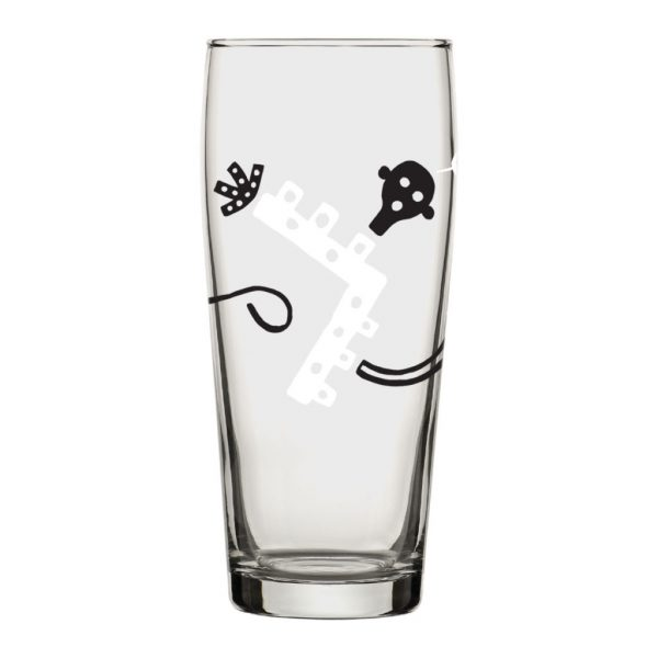 GRIMM TASTING ROOM PINT GLASS