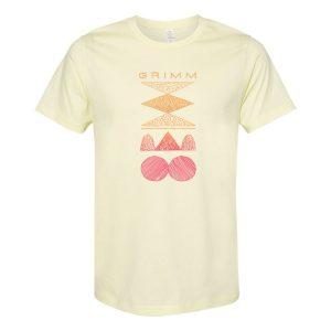 Logo T-Shirt-Summer Sherbet
